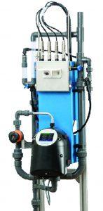 Многопараметрическая система измерений для контроля качества подготовки воды SigristAquaMaster