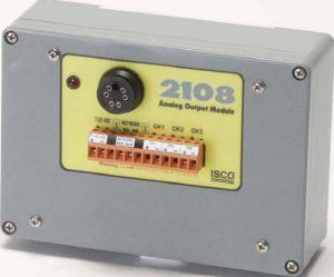 Модуль 2108. Модуль аналоговых выходов